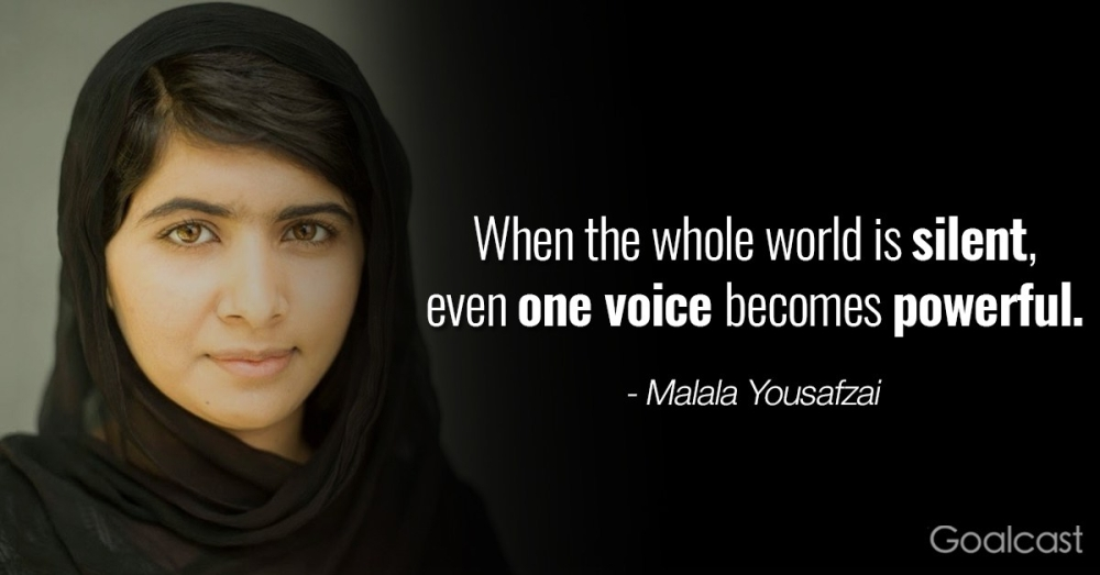 Malala-most-inspiring-quotes-One-voice
